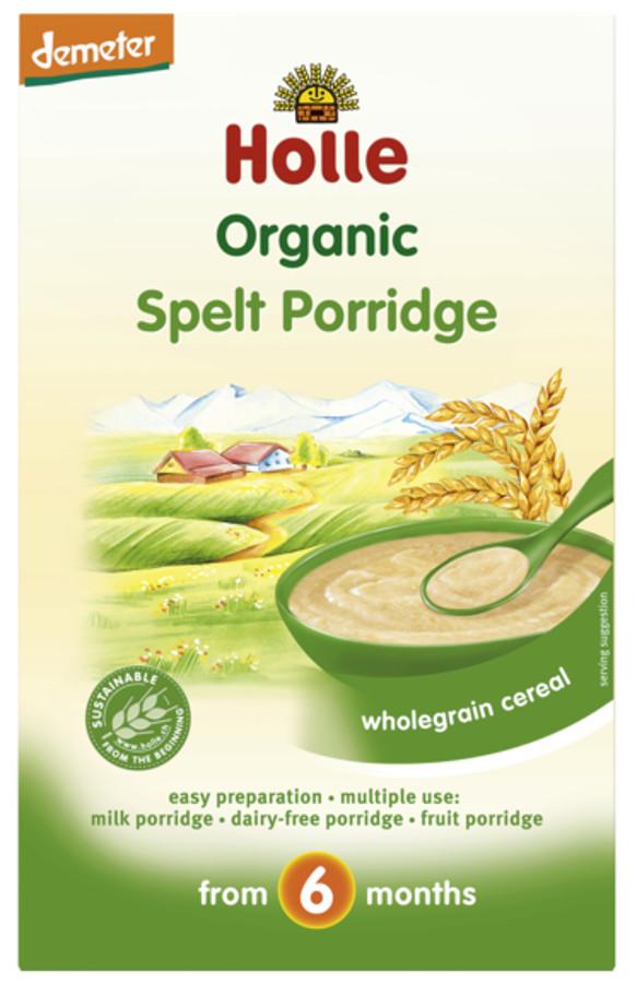 Holle Organic Spelt Porridge - 250g.