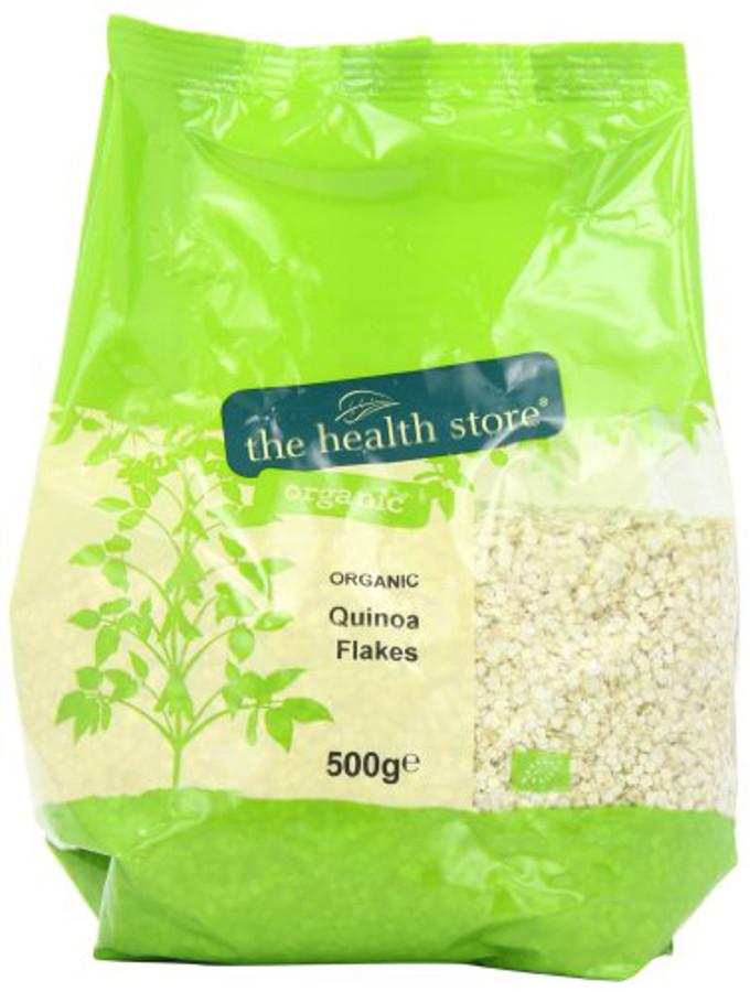 The Health Store Organic Quinoa Flakes 500g