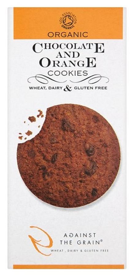 Against The Grain Chocolate & Orange Cookies - 150g