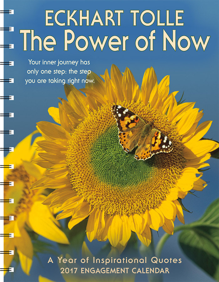 Image of The Power of Now 2017 Diary