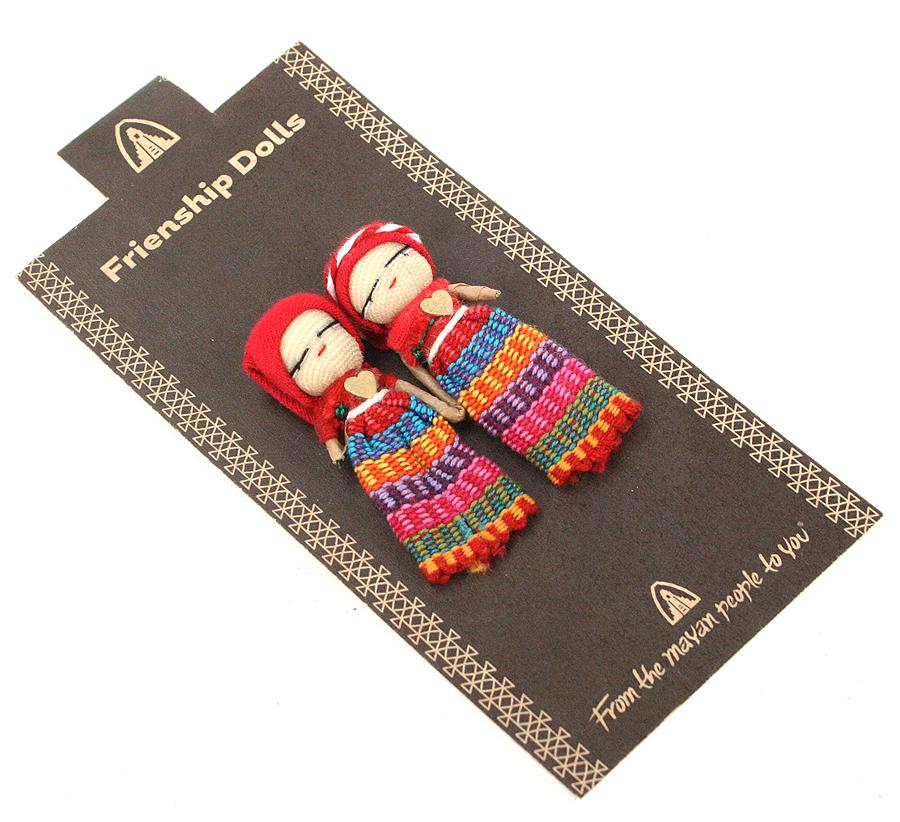 Fair Trade Friendship Dolls