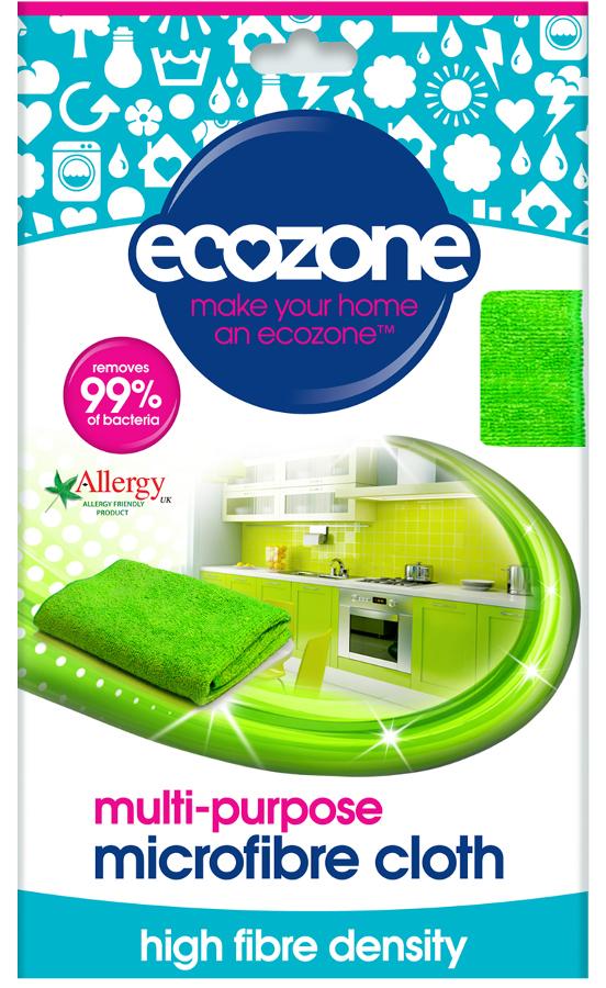 Ecozone Microfibre Multi Surface Cloth - 80g