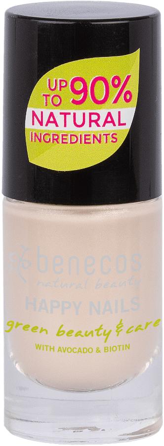 Benecos Nail Polish - Sharp Rose - 5ml