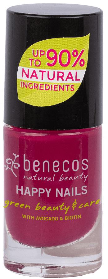 Benecos Nail Polish - Wild Orchid - 5ml