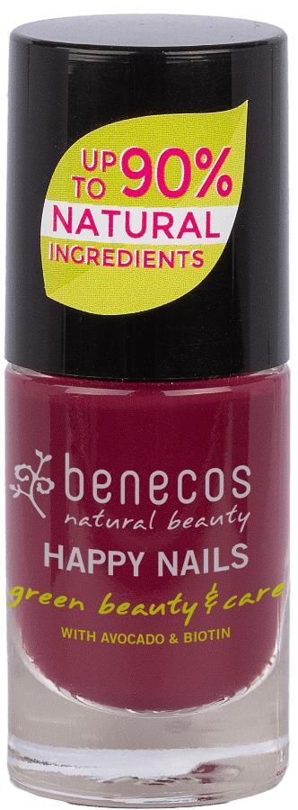 Benecos Nail Polish - Desire - 5ml