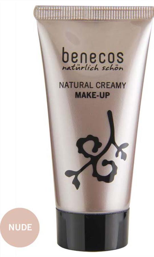Benecos Natural Creamy Make Up Foundation - 30ml