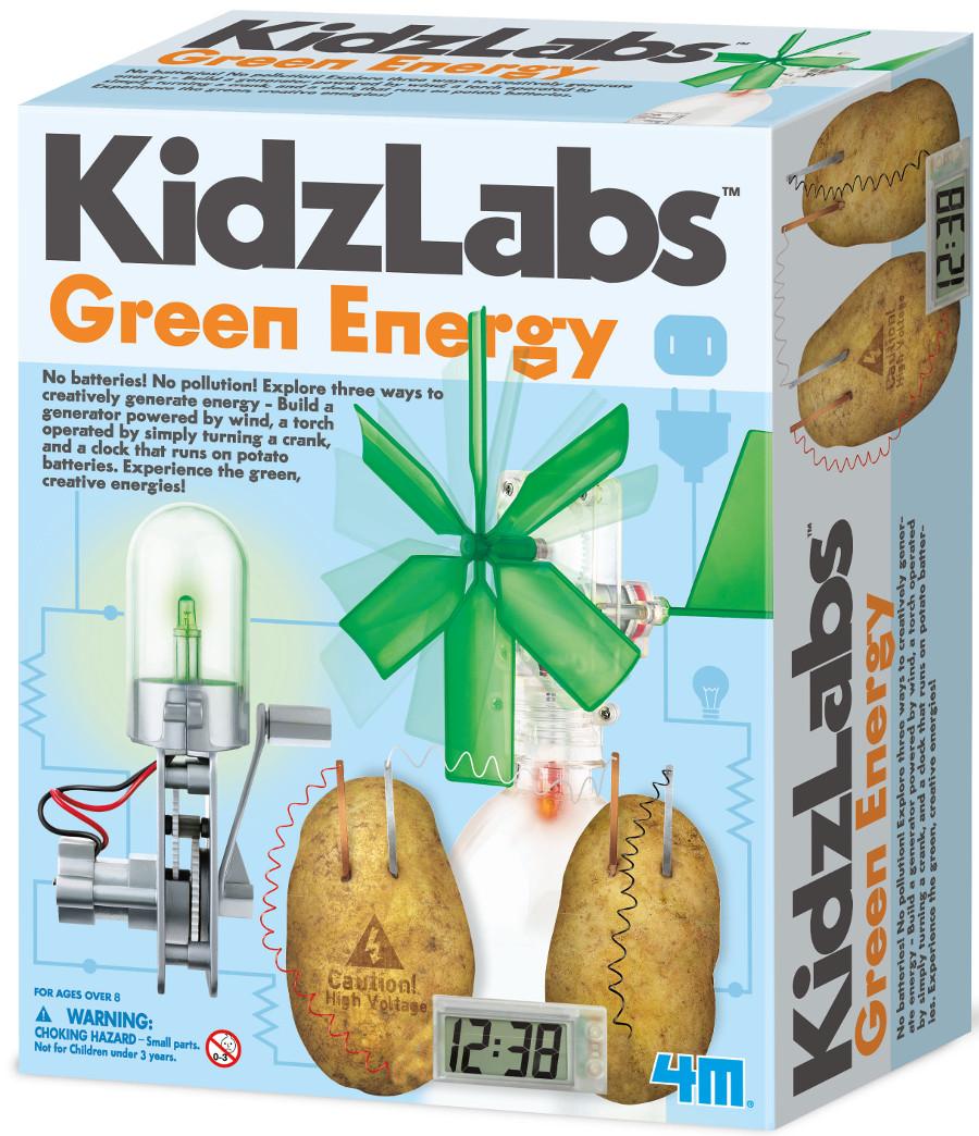 Kidz Labs Green Energy