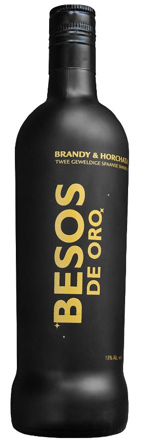 Besos De Oro Vegan Cream Liqueur - 700ml