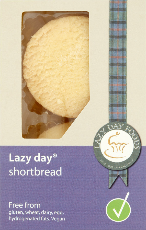 Lazy Day Shortbread Biscuits - 150g