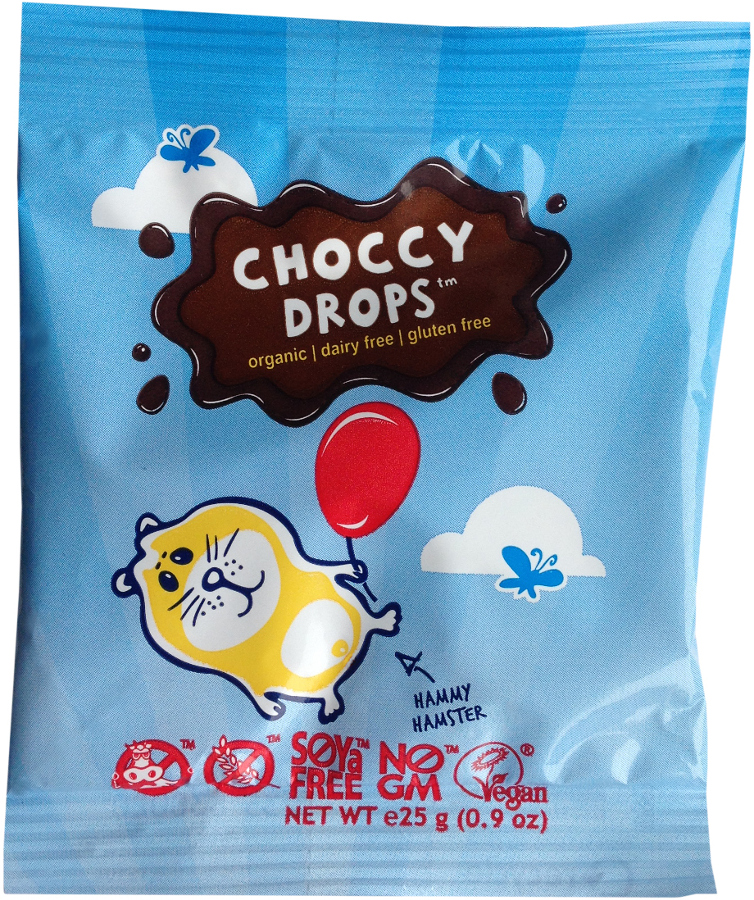 Moo Free Dairy Free Choccy Drops - 25g
