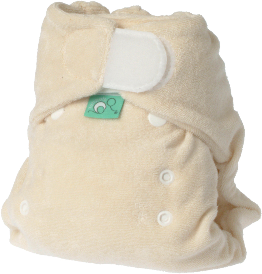 Tots Bots Bamboozle Stretch Reusable Nappy - Size 1.