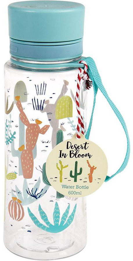 Desert In Bloom BPA Free Water Bottle - 600ml.