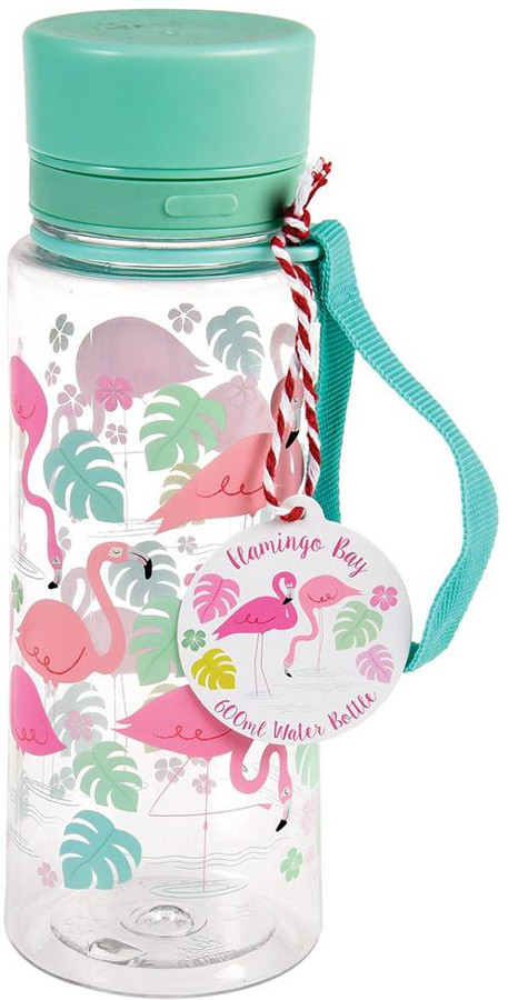 Flamingo Bay BPA Free Water Bottle - 600ml.