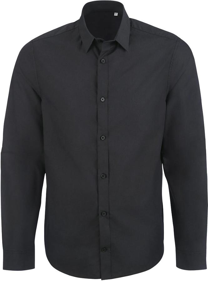 Organic Cotton Smart Long Sleeve Shirt.