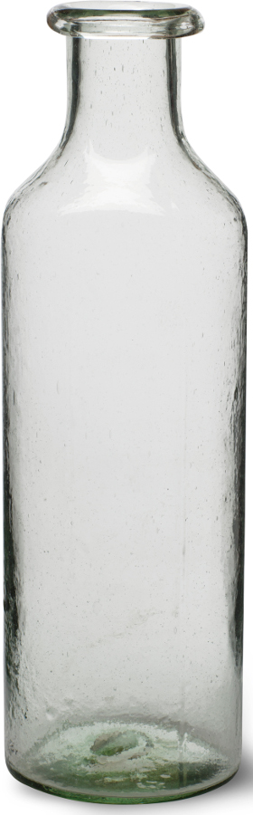 Recycled Glass Bottle - Large.