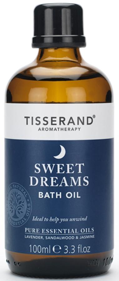 Tisserand Sweet Deams Bath Oil - 100ml.