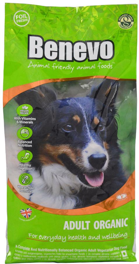 Benevo Organic Vegan Dog Food 2kg