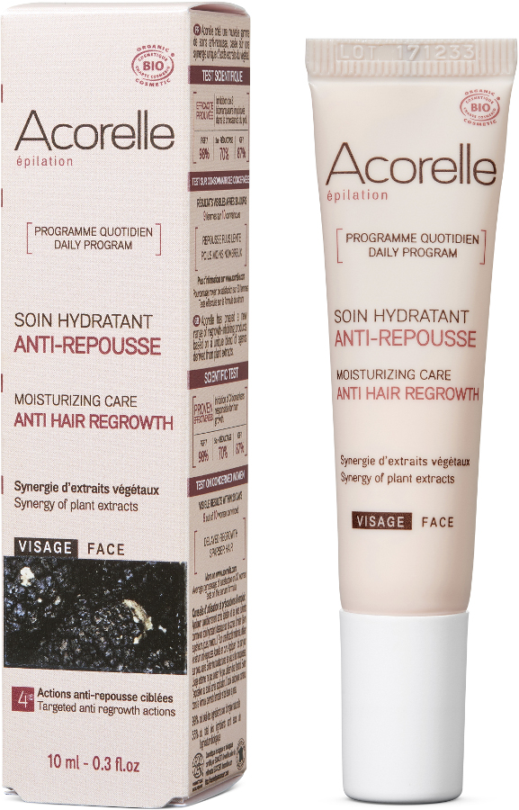 Acorelle Hair Regrowth Inhibitor - Face - 10ml