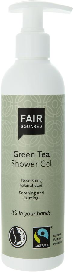 Fair Squared Shower Gel - Green Tea - 250ml