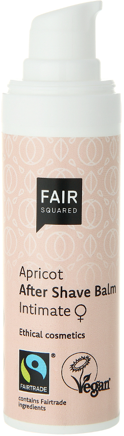 Fair Squared Intimate After Shave Balm - Apricot - 30ml.