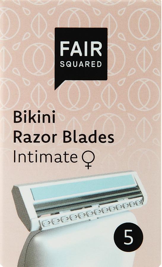 Fair Squared Bikini Razor Replacement Heads.
