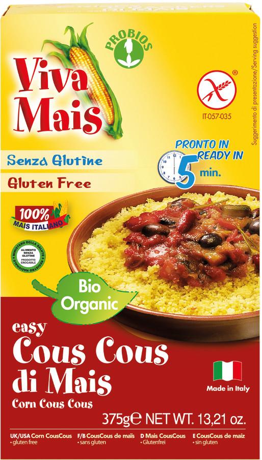 Probios Organic Easy Cous Cous - 375g