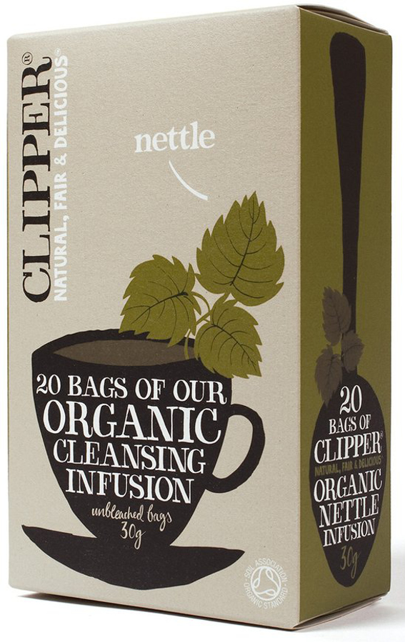 Clipper Nettle Herb Tea - 20 Bags