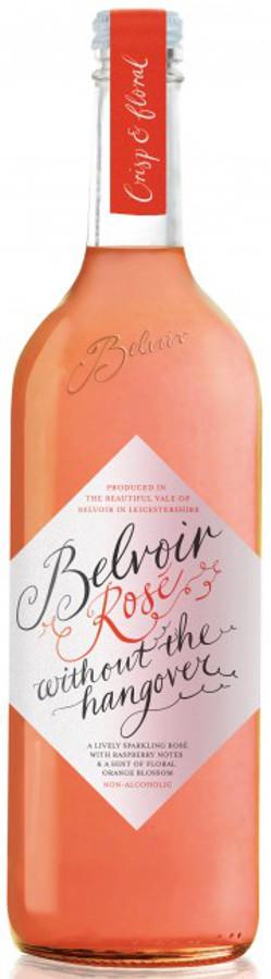 Belvoir Non-Alcoholic Rose Wine - 750ml