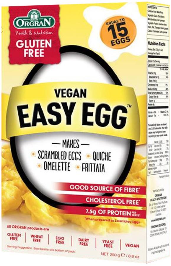 Orgran Vegan Easy Egg - 250g