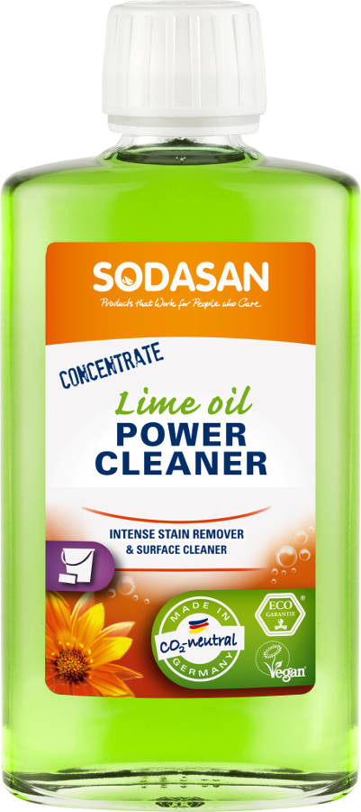 Sodasan Lime Oil Power Cleaner - 250ml