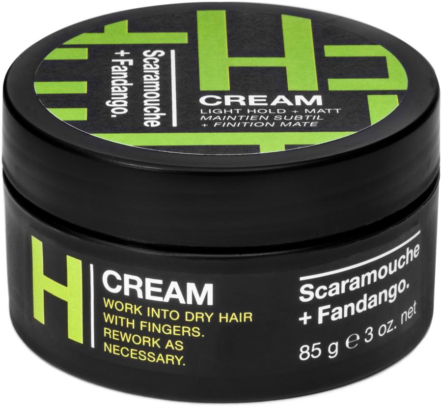 Man Cave Hair Cream Review : Scaramouche fandango men s hair styling cream g