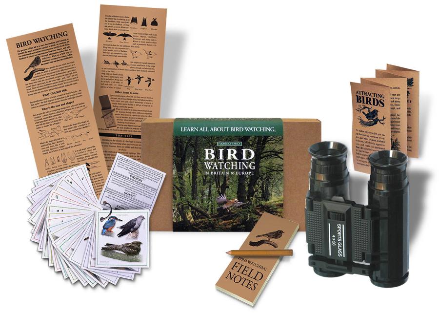 Childrens Bird Watching Kit