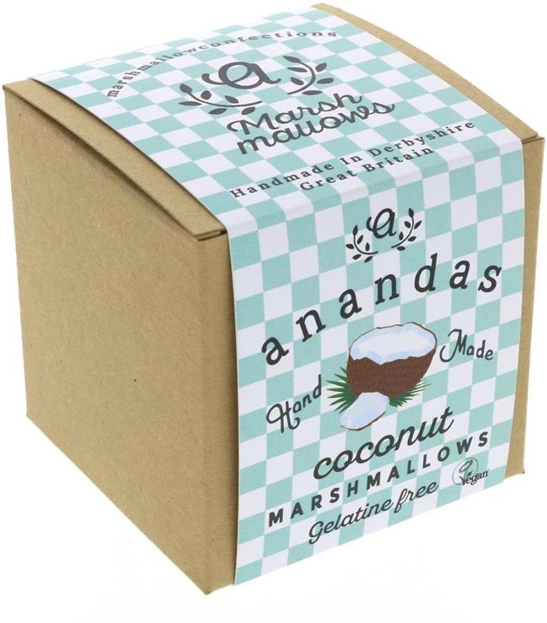 Anandas Handmade Coconut Marshmallows - 80g