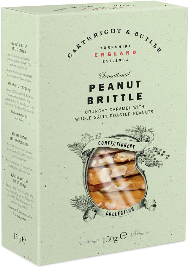 Cartwright & Butler Peanut Brittle - 150g