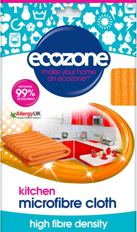 Ecozone Kitchen Microfibre Cloth