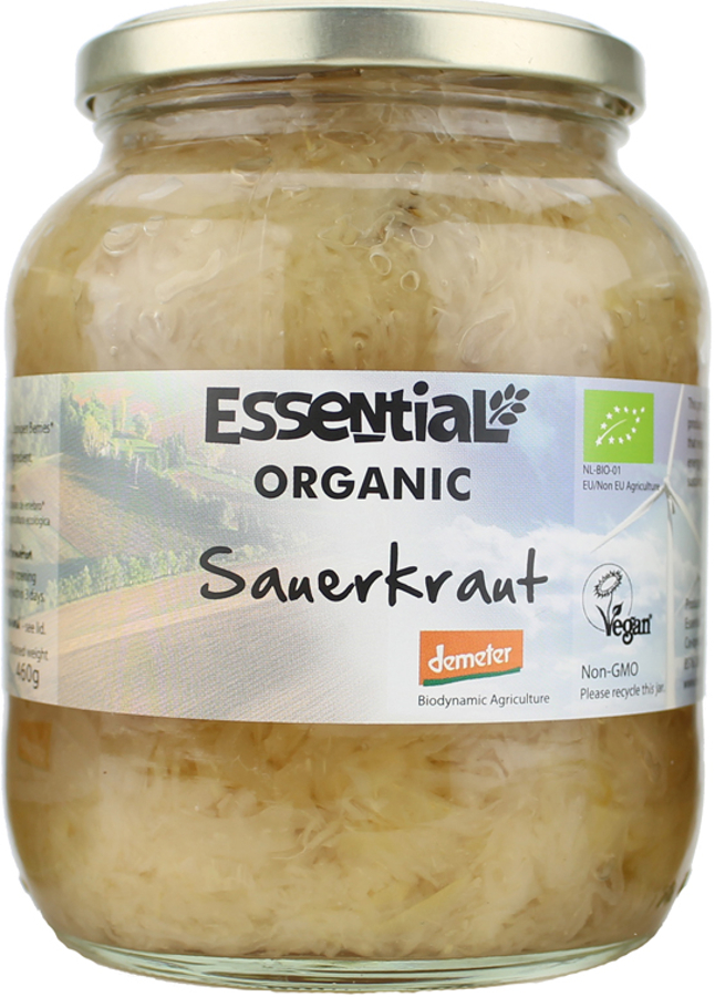 Essential Trading Sauerkraut - 680g
