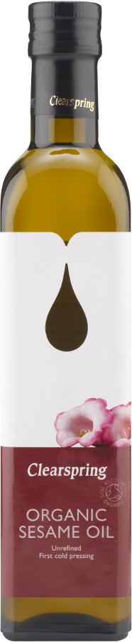 Clearspring Organic Sesame Oil 500ML
