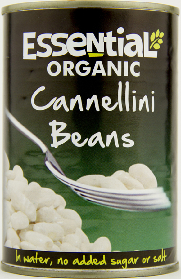 Essential Trading Cannellini Beans - 400g