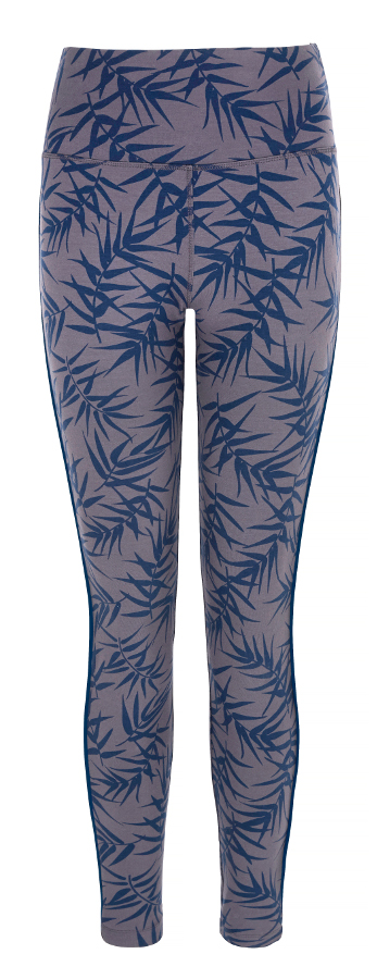 Asquith Bamboo & Organic Cotton Flow With It Leggings - Bamboo Print