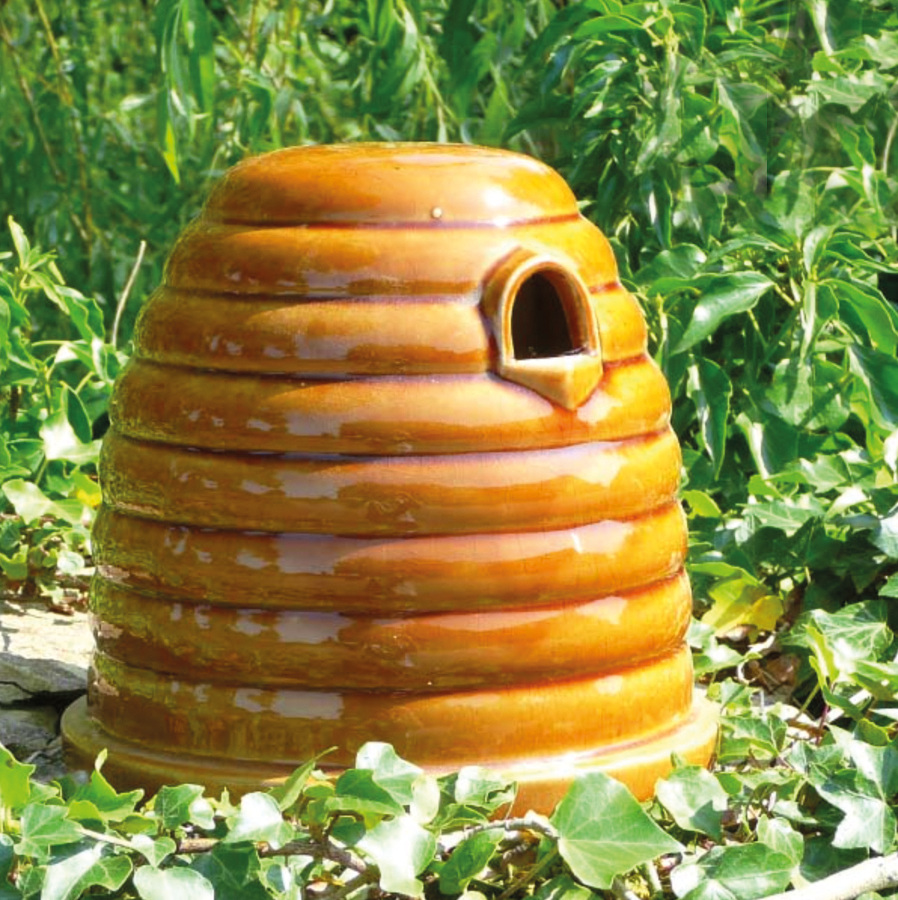 Ceramic Bumble Bee & Mammal Nester