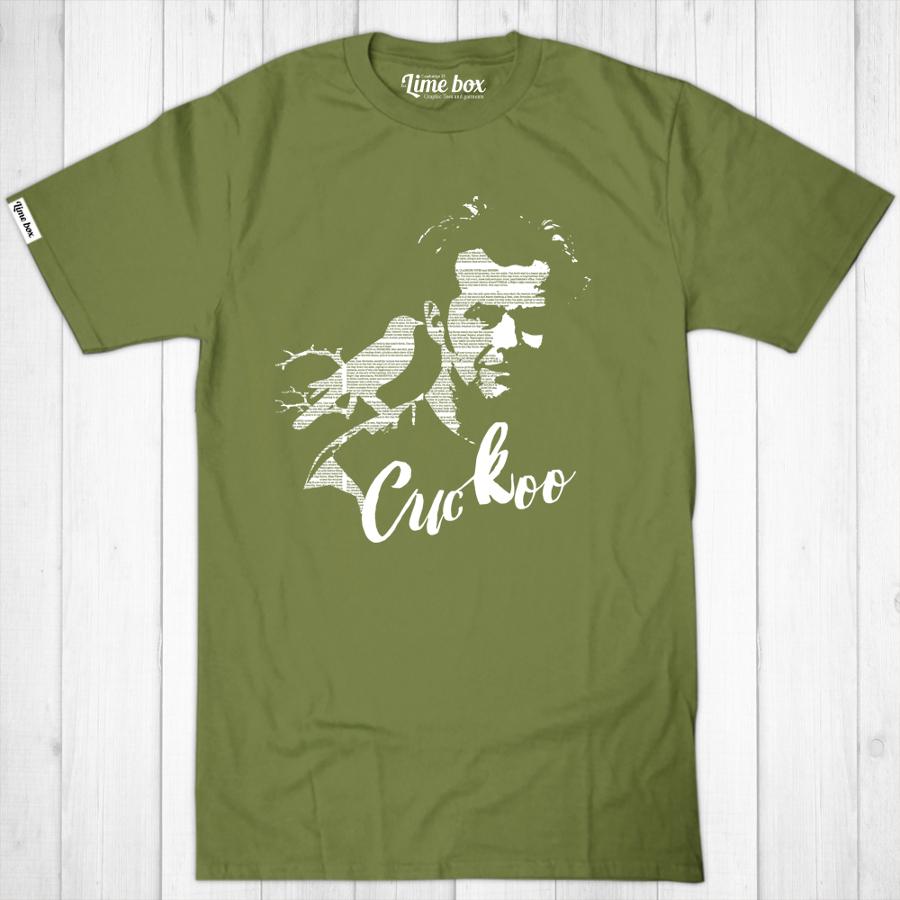 Men's Cuckoo Fair Wear Cotton T-Shirt