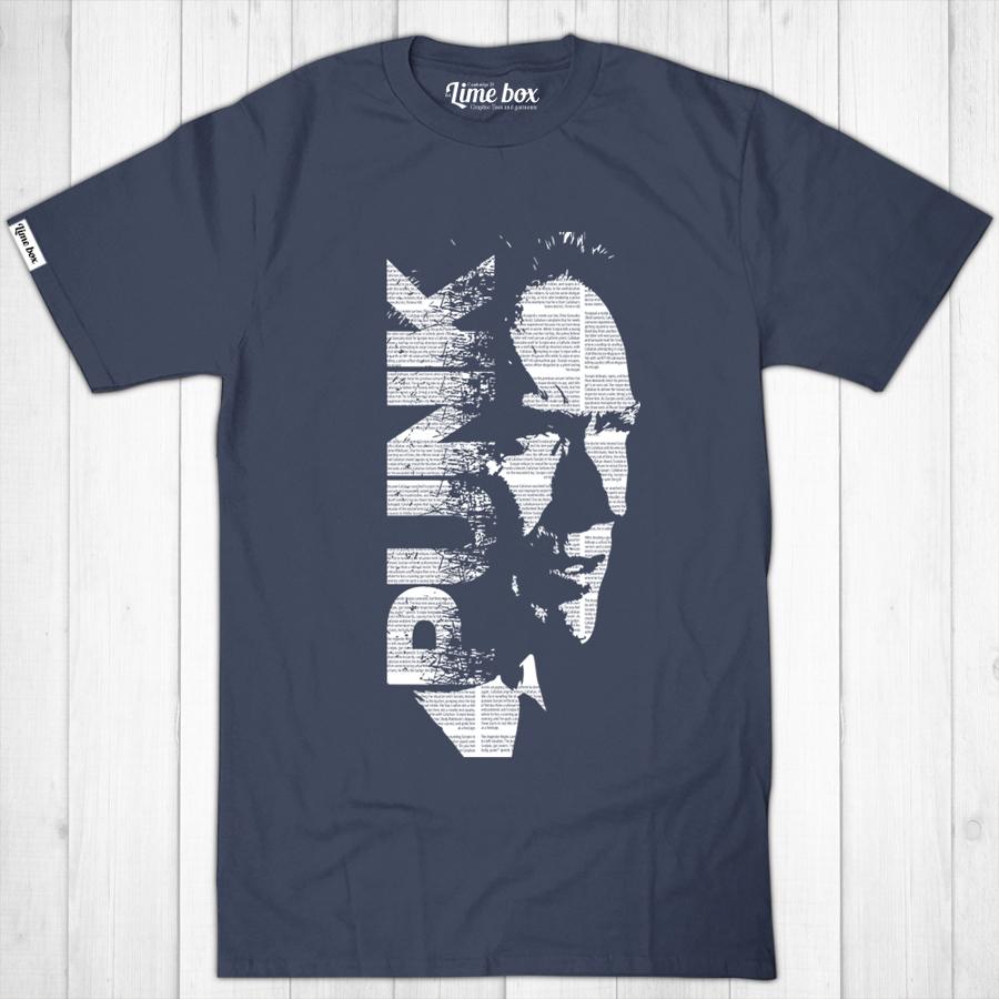 Men's Punk Fair Wear Cotton T-Shirt