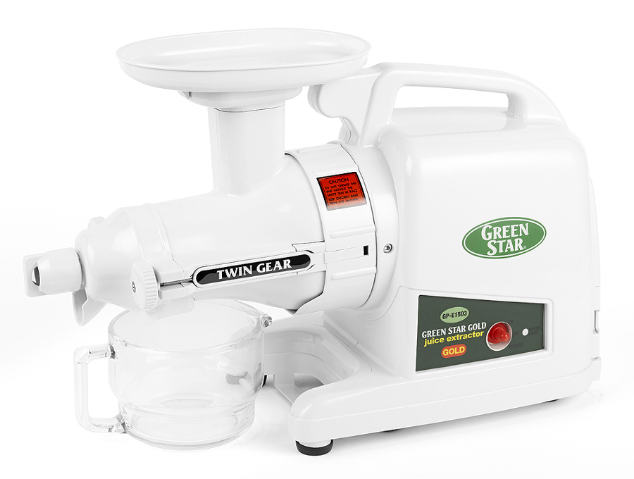 Tribest Green Star Gold Juicer GP-E1503