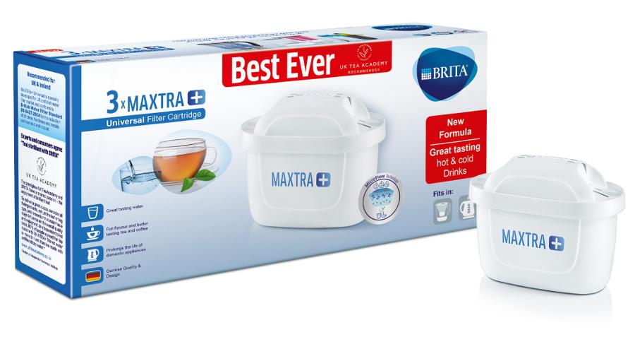 Brita Maxtra Plus Filter Cartridge - Pack of 3