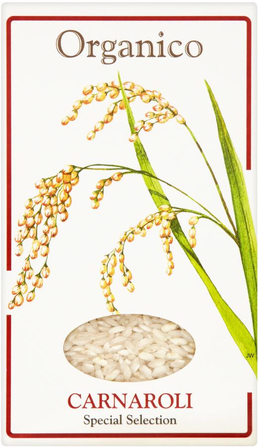Organico Carnaroli Risotto Rice - 500g
