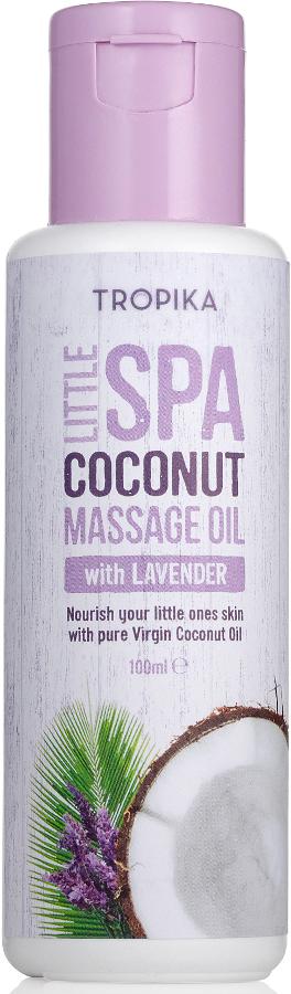 Tropika Little Spa Massage Oil with Lavender - 100ml