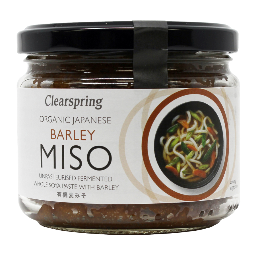 Clearspring Barley Miso - 300g