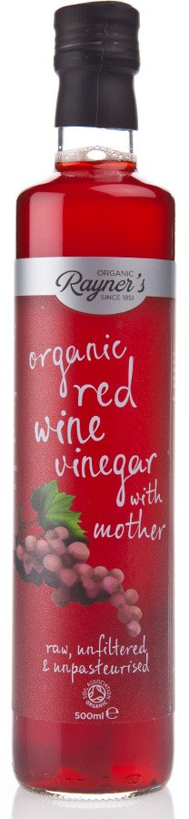 Organic Red Wine Vinegar With Mother