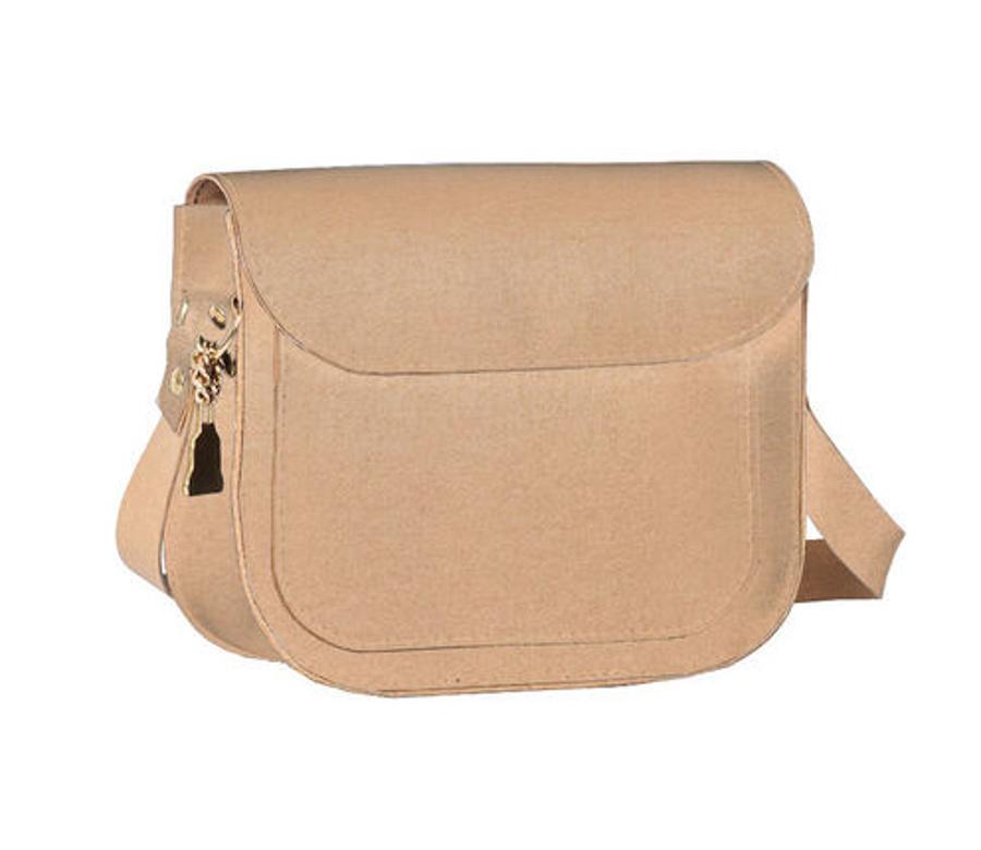 Wilby Bailey Beige Mini Tip Bag