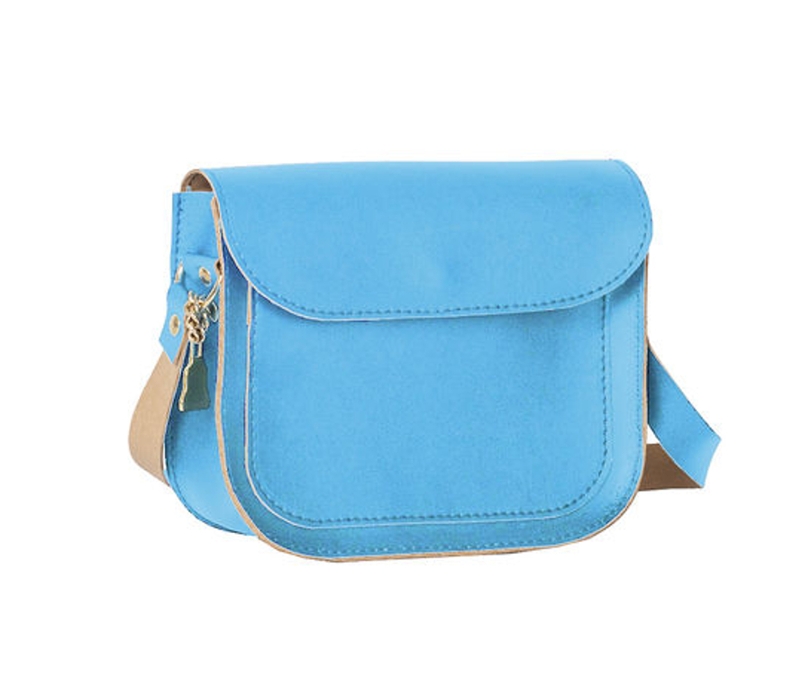 Wilby Bailey Blue Mini Tip Bag